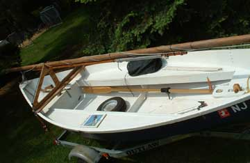 Peapod sailboat for sale, used sailboats