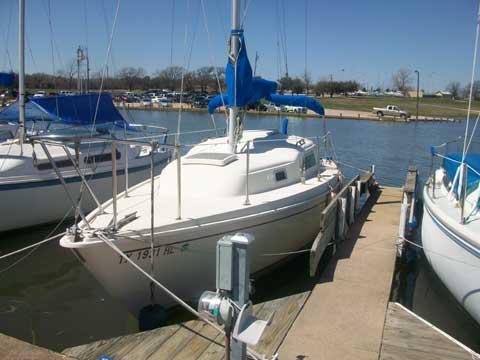 Pearson 26 sailboat