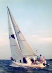 1975 Pearson 26 sailboats