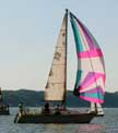 Pearson 27 sailboat
