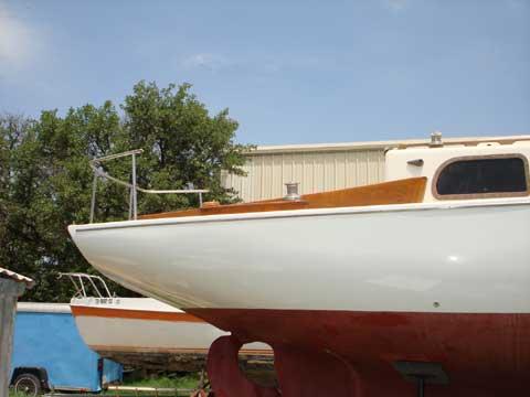 Pearson Triton 28 1960 Austin Texas Sailboat For Sale