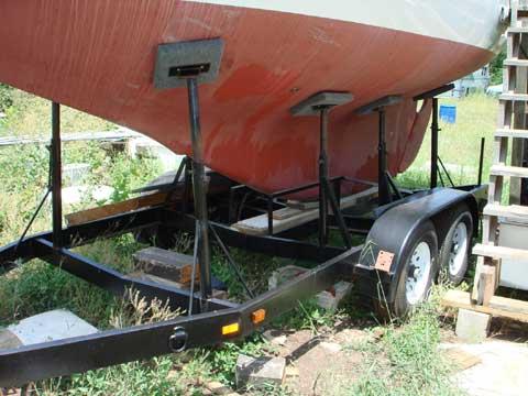 Pearson Triton 28, 1960 sailboat