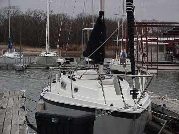 1979 Pearson 28 sailboat