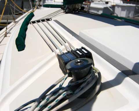 Pearson 30 sailboat