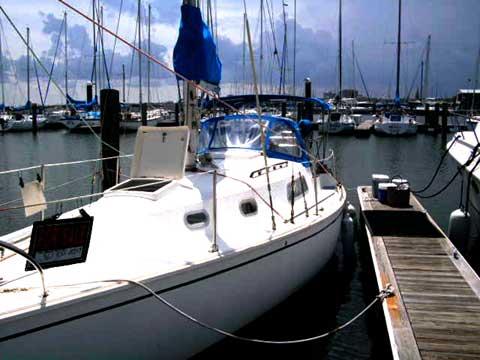 Pearson 30, 1972 sailboat