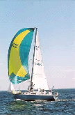 1976 Pearson 30 sailboat