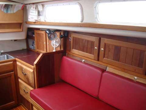 Pearson 35, 1969 sailboat