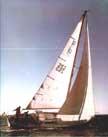 1973 Pearson 35 sailboat