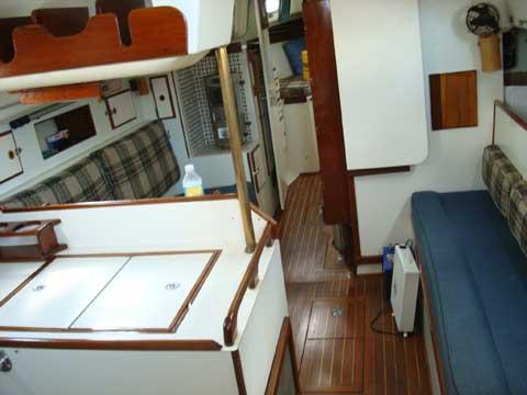 Pearson 365, 1977 sailboat