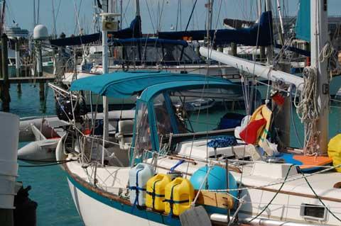 Pearson 367 sailboat