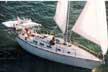 1990 Pearson P38 sailboat