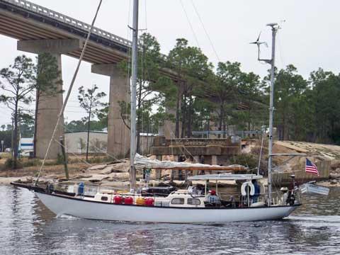 Pearson Rhodes, 41 sailboat