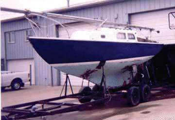 Pearson Ariel 26 Sailboat For Sale Used Sailboats