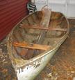 Wooden Penguin #4275 sailboat