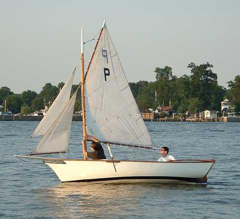 Pepper 15 sailboat