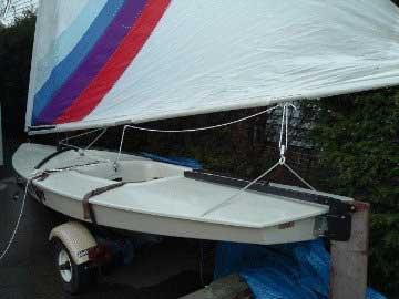 1982 Phantom sailboat