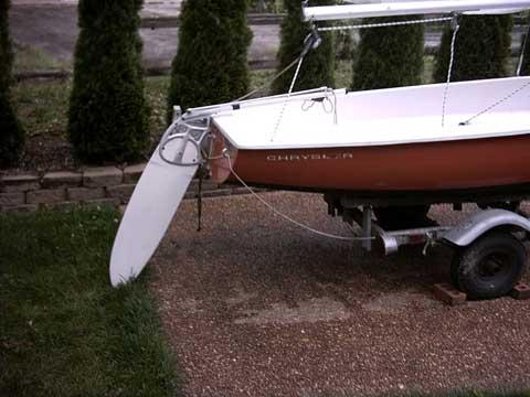 Pirateer 13 sailboat