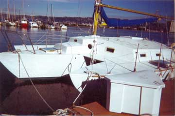 1979 Piver 32 trimaran sailboat