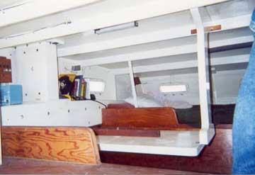 1979 Piver 32 trimaran sailboat