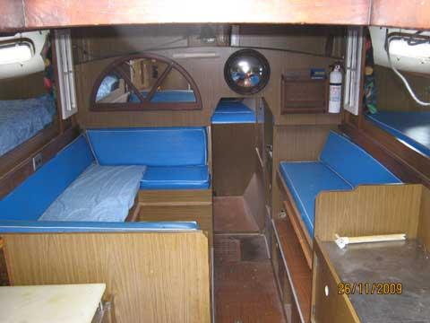 Piver AA36 sailboat