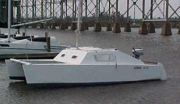 Pocket Cat 18 Sailboat For Sale
