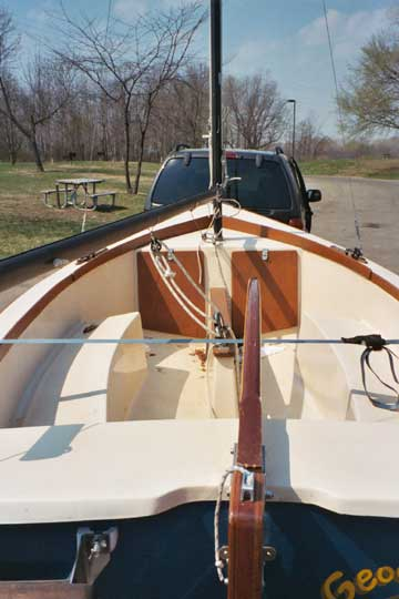 Used Sailboats For Sale >> Point Jude 15 sailboat for sale, used sailboats