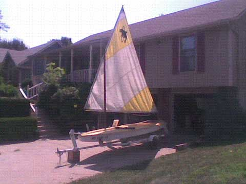 Super Porpoise, 14', 1979 sailboat