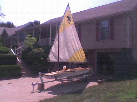 Super Porpoise, 14', 1979 sailboat