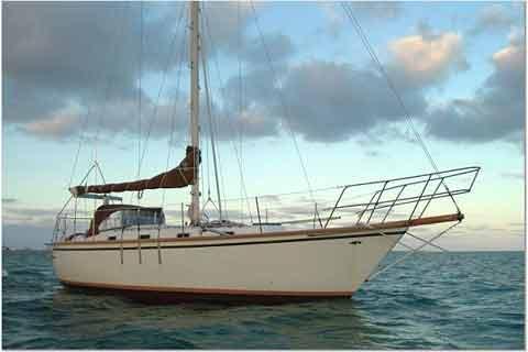 Prairie Cutter 32 sailboat for sale