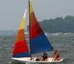 1985 Precision 14 sailboat