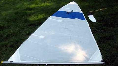 Precision 15 sailboat