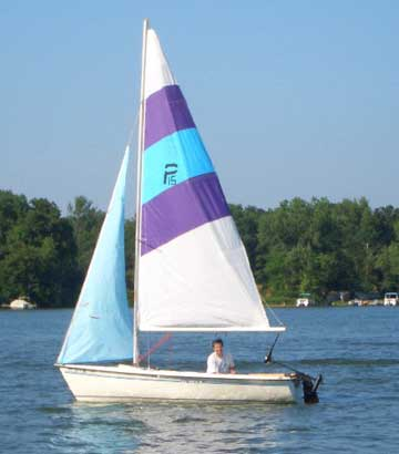 Precision 15 Sailboat For Sale Used Sailboats