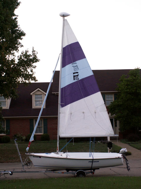 Precision 15 Sailboat For Sale