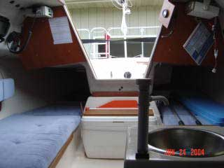 Precision 21 Sailboat For Sale Used Sailboats