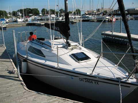 Precision 23 Sailboat For Sale