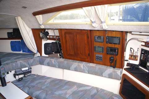 Precision 27 sailboat