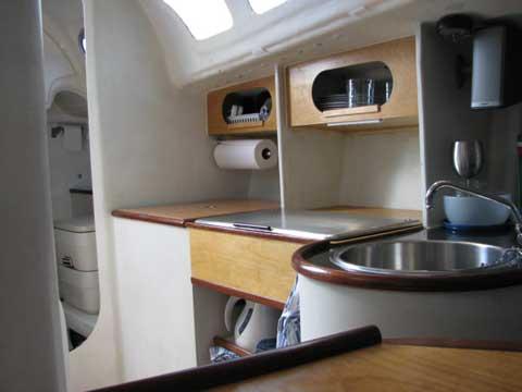 Precourt 7.5, Racing, 2007 sailboat