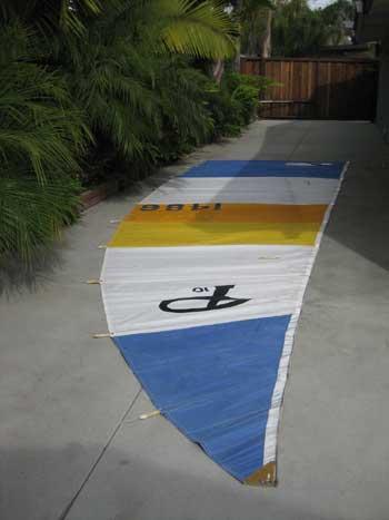 Prindle 18, 1981 sailboat