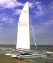 1986 Prindle 19 sailboat