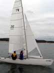 1992 Prindle 19 MX sailboat
