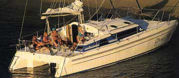 1989 Prout 34 sailboat