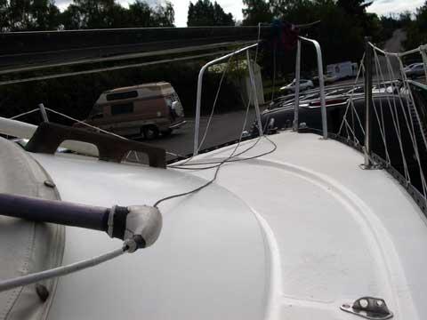 Ranger 20 sailboat