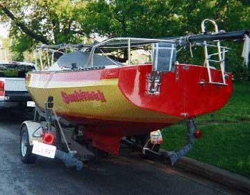 1978 Ranger 20 sailboat
