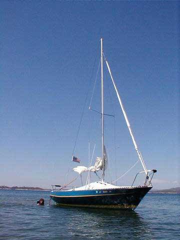 Sailboat For Sale: Ranger 20 Sailboat For Sale