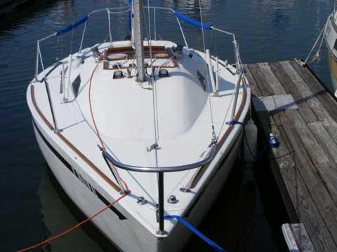 Ranger 22 sailboat