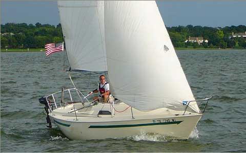 Ranger 22, 1978 sailboat