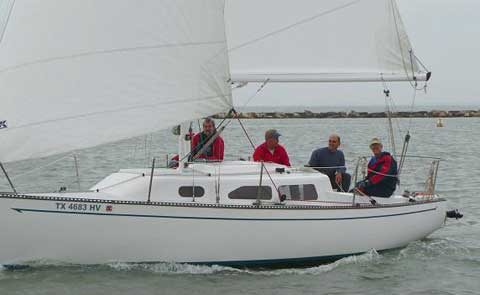 Ranger 26, 1976 sailboat