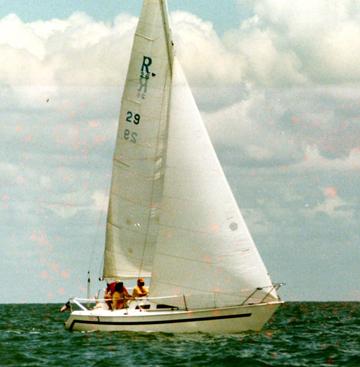 1980 Ranger 26 MkII