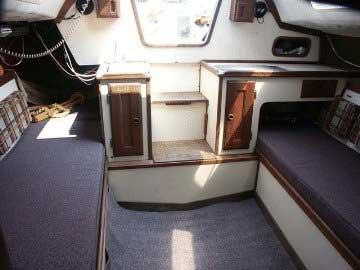 1976 Ranger 28 sailboat