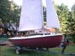 1974 Rebel 16 sailboat